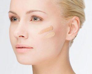 Naujų odos darinių šalinimas